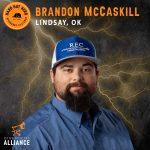 Brandon McCaskill- Hard Hat Hero