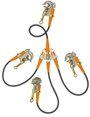 Custom Grounding Cables