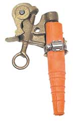 Grounding Cable Duck Bill Clamp