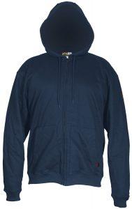 Flame Resistant FR Hoodies Sweatshirt - Navy Blue