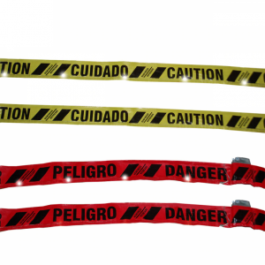 Reinforced Lighted Caution Tape