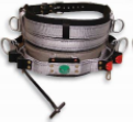 Stacked D-ring Belt