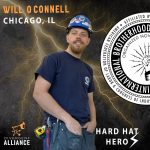 Will O'Connell - Hard Hat Hero August